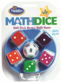 Math Dice Junior